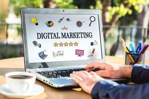 digital marketing images