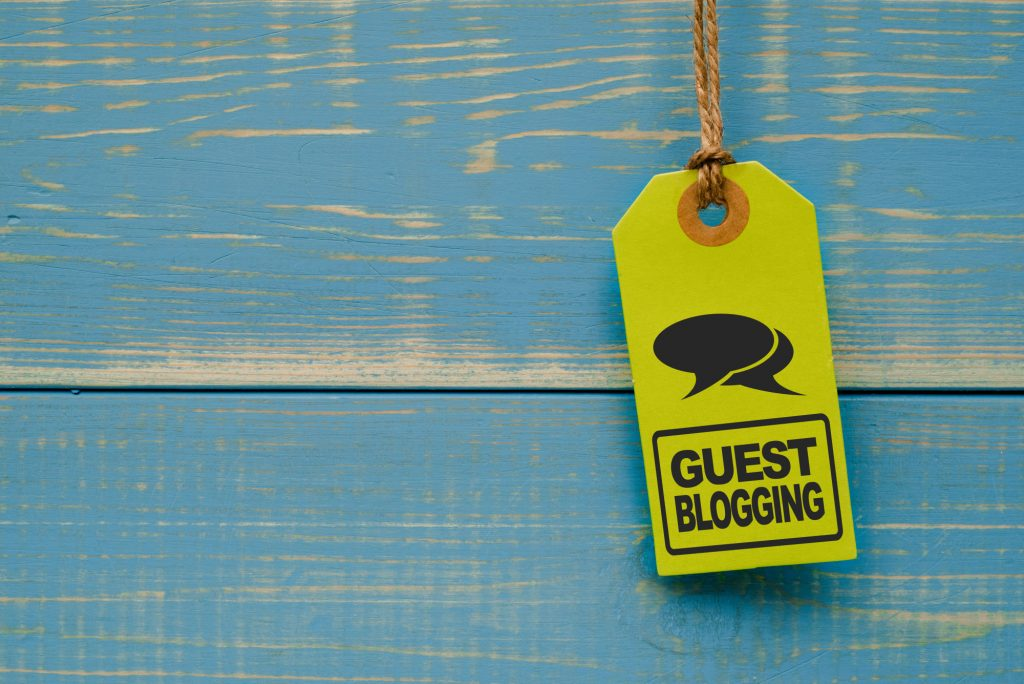 guest blogging on tag