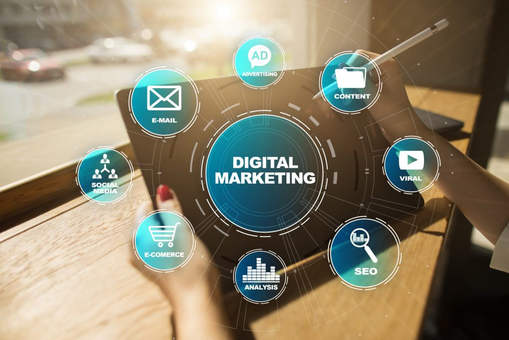 digital marketing email advertising and other terms